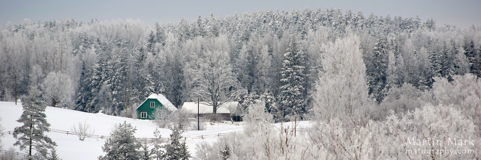 Talv Möldri külas
