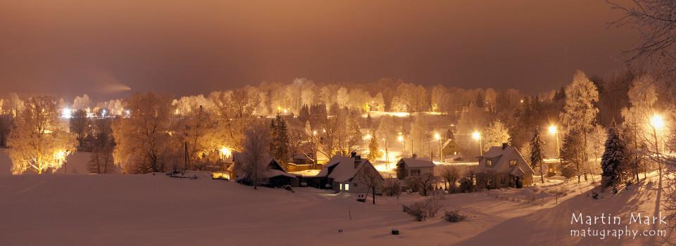 Talveõhtu Rõuges