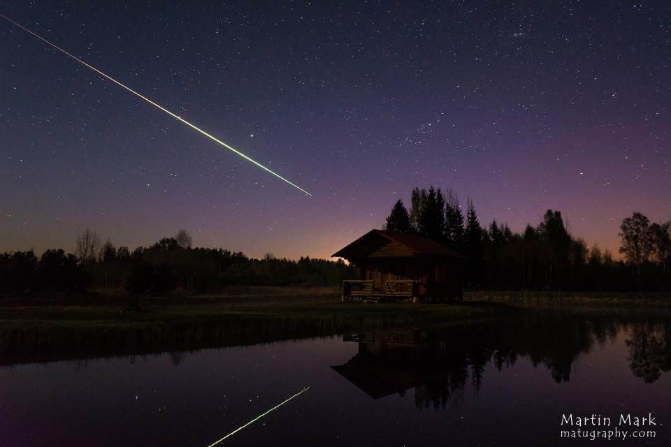 Võimas meteoor