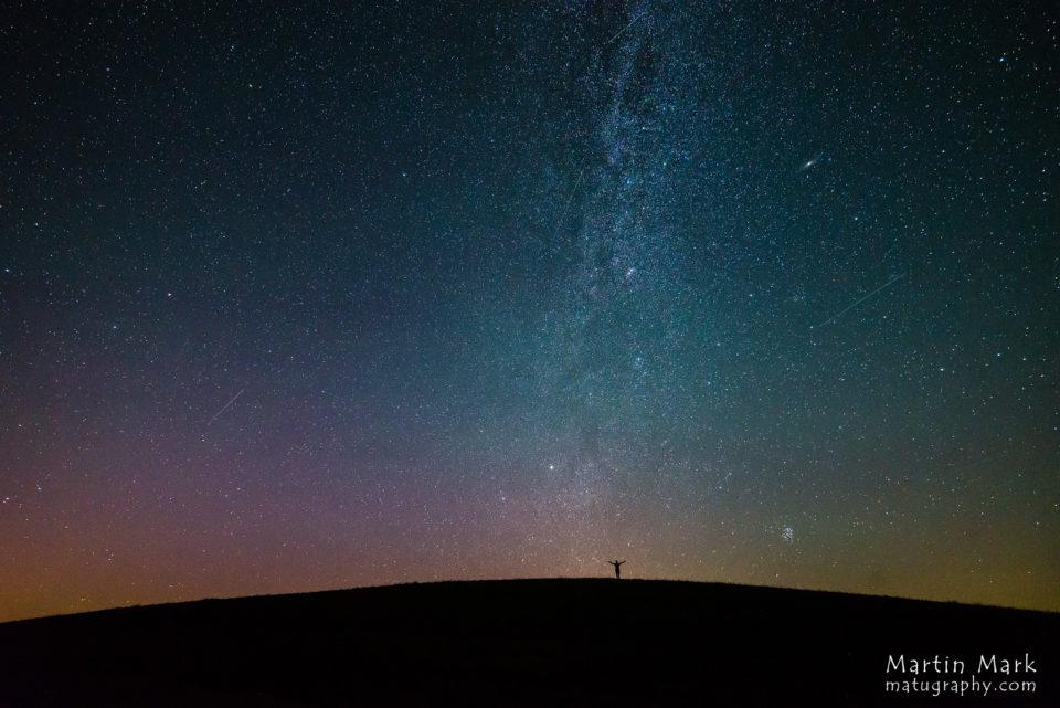 Väike inimene suures universumis